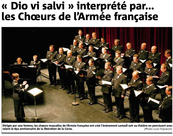 Torna una pruvucazione di Sarkozy !!!