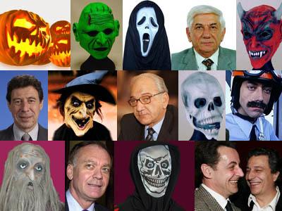 10 idee di custumi d'Halloween pè fà paura à i zitelli