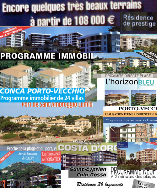 Corsica à vende