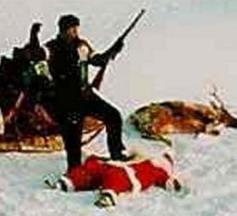 Babbu Natale ùn passerà micca quist'annu...