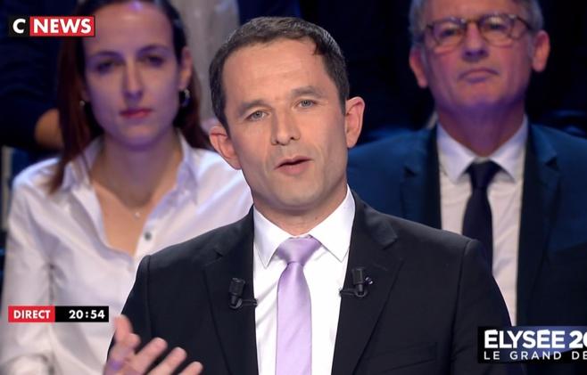 È d'un colpu, Benoît Hamon parla di Pasquale Paoli