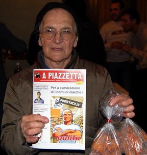 Cumu hè finanzatu u giurnale A Piazzetta ?