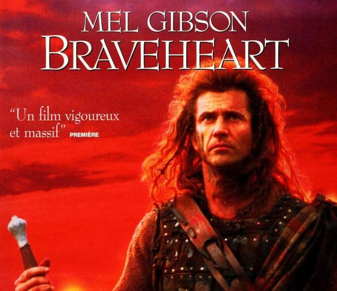 A scruccunaria di Braveheart