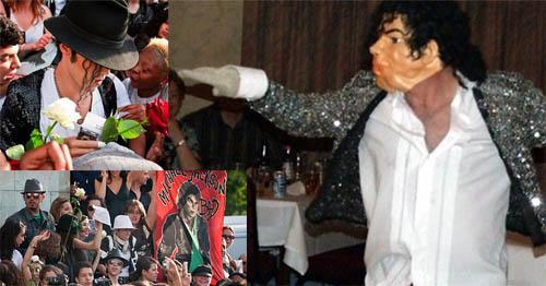 "Contr'à i ""sosies"" di Michael Jackson !"
