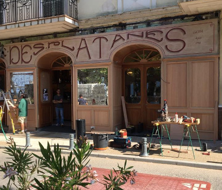 Facebook / Café des Platanes
