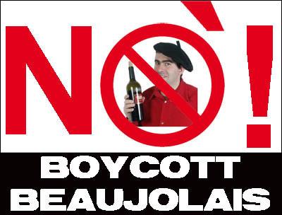 U Beaujolais ? Nò, grazie