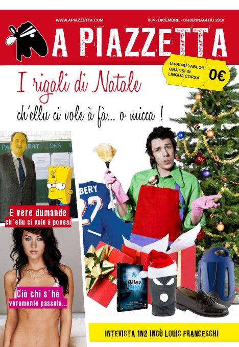 A Piazzetta più forte ch'è Babbu Natale