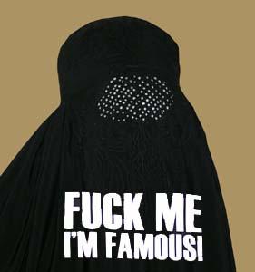 Infine si pò cumprà a burqa corsa !