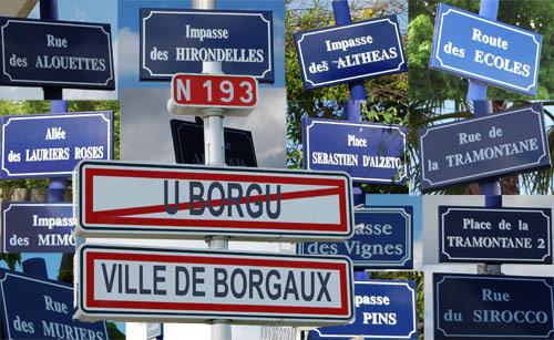 """U Borgu hà da diventà """"Ville de Borgaux"""""""