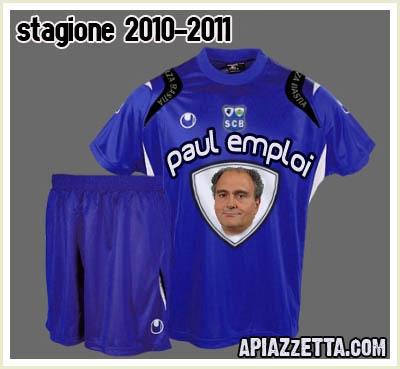 Eccu a nova maglia di u Sporting