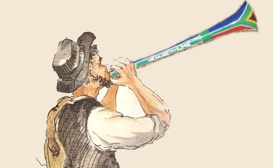 Sunatu hè lu vuvuzela