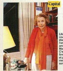 L'ogettu misteru di Liliane Bettencourt