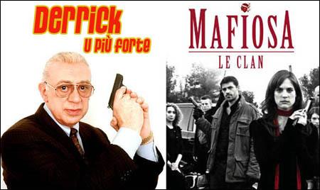 Mafiosa vs Derrick
