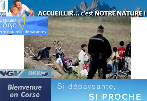 Quale serà u primu à vulè mette i Roms in Corsica ?