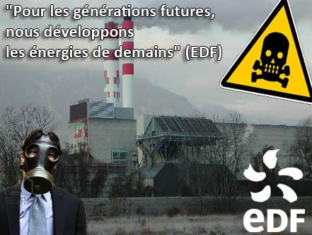 L'ultima cacciata d'EDF