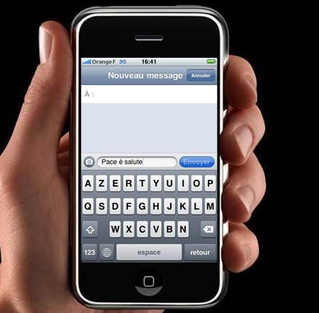 Auguri di l'annu novu : quantu avete mandatu SMS ?