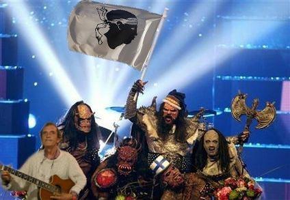 Quale pè rapresentà a Corsica à l'Eurovision ?