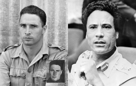 Ci vole à salvà u suldatu Kadhafi ?