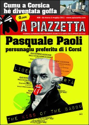 U numeru 8 di A Piazzetta hè ghjuntu !