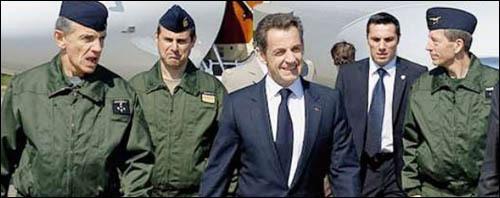 Benvenuti à Sarkozy è à u nulu radioattivu