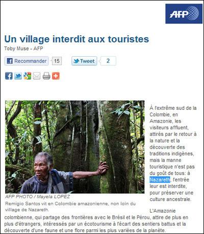 Un paese mette fora i turisti