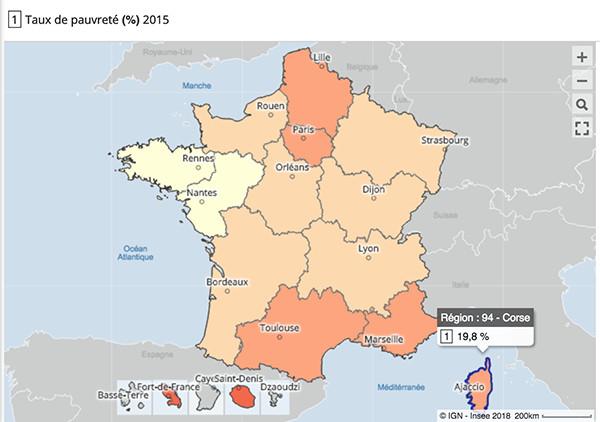 Corsica, tamanta miseria !