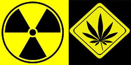 U tizzone contr'à Cernobil
