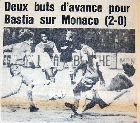 1981 : a cuppa hè nostra !