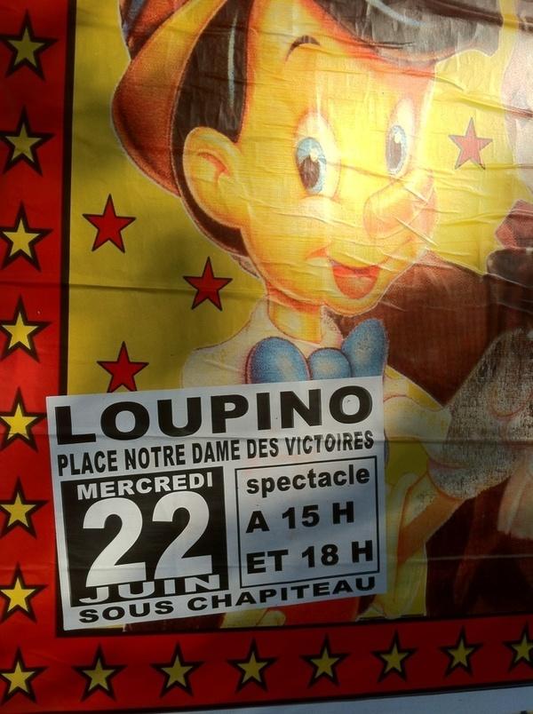 O Pinochju, parlami corsu !