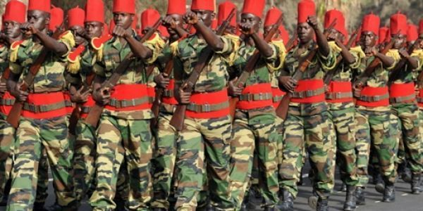 Défilé militare : tutti à u garde à vous !