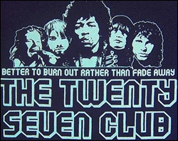 Quale serà u primu Corsu à entre in u Club di i 27 ?