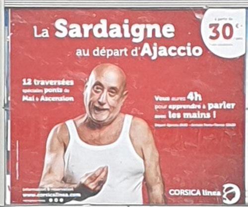 Sardegna, cusì vicina, cusì luntana...