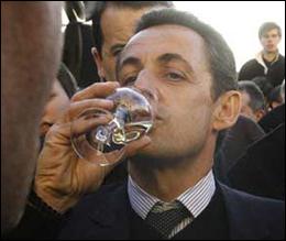 """Quale vole chjamà u so figliolu """"Sarkozy"""" ?"""