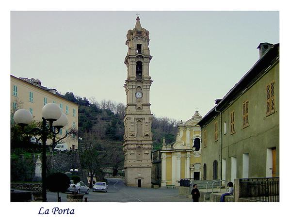 U campanile di A Porta