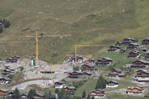 A Svizzera hà dettu di nò à e residenze segundarie