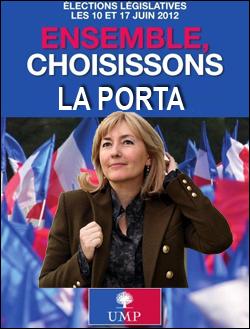"Stéphanie Grimaldi contr'à ""u zystème"""