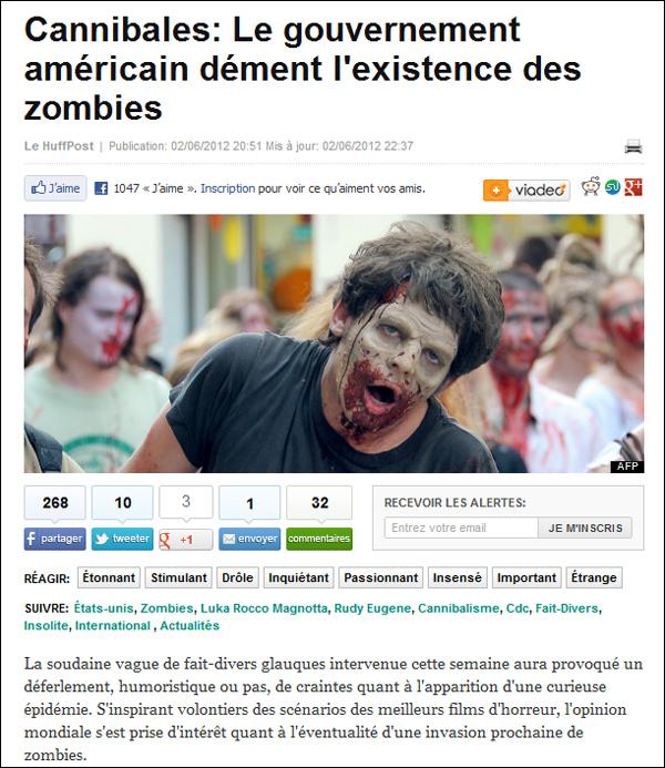 Attenti à i zombies