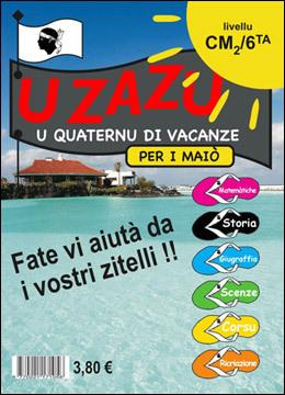 Hè esciutu u primu quaternu di vacanze in lingua corsa !