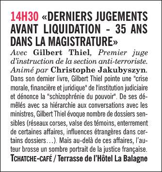 """A sera in Calvi ci serà u cuncertu di """"Le peuple de l'herbe"""". Una spiegazione ?"""