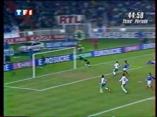 44 : 58 : gol di Kostadinov