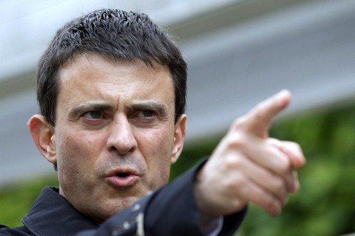 Quale vole parlà à Manuel Valls