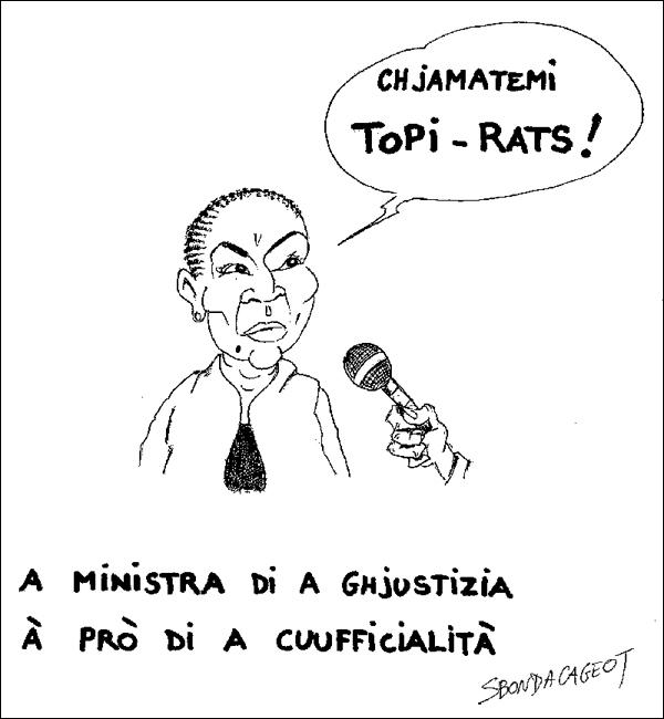 Christiane Taubira pè a cuufficialità !