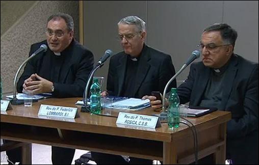 Un piston pè u Vaticanu