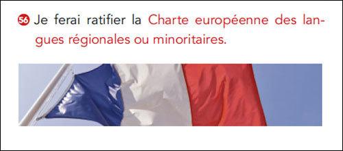 A lingua francese camperà !