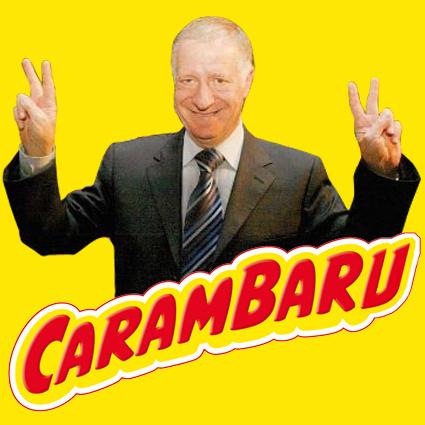 E sturiette Carambar in lingua corsa ?