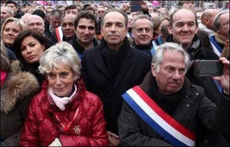 Chì si diceranu Camillù è Jean-François ?