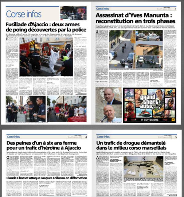 """""""L'image de la Corse"""""""