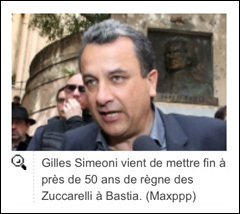 L'elezzione di Bastia in u JDD