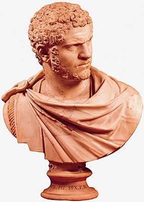 Edittu di Caracalla è statutu di residente