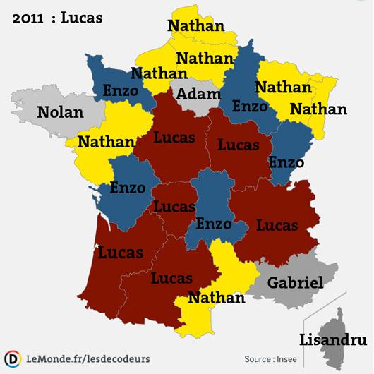 1992, annata di i Kévin... ma micca in Corsica